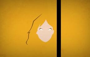 Kill Bill, heroes, Blo0p, minimalism
