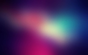 purple, blue, blurred, abstract, white