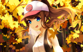 anime girls, Pokmon trainers