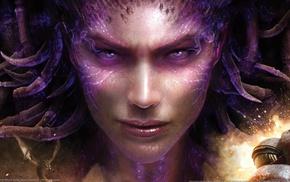 Starcraft II, Sarah Kerrigan, StarCraft