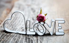 love, heart, macro, rose