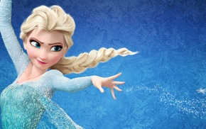 movies, Frozen movie, Princess Elsa