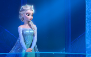 Princess Elsa, Frozen movie, movies