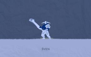 Sven, Dota 2, Dota, heroes, video games
