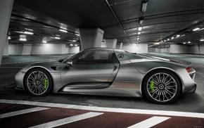 garage, cars