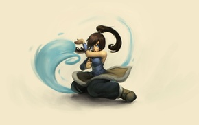 simple background, Korra, The Legend of Korra