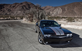 nature, tuning, Dodge, auto, cars