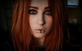 Niky Von Macabre, redhead