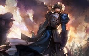 FateZero, Fate Series, Saber