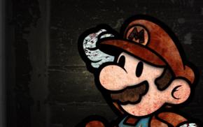 простой фон, Марио, Nintendo, игры