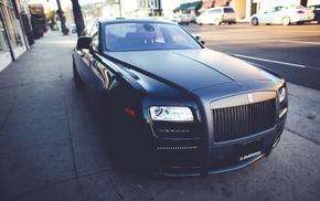 Rolls, Royce, car