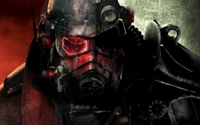 Fallout New Vegas, power armor, Brotherhood of Steel, NCR, Fallout