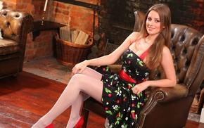 pantyhose, legs, girl, stockings