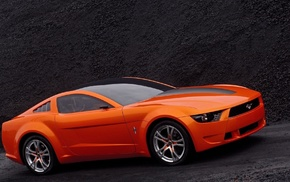 Ford, cars, mustang