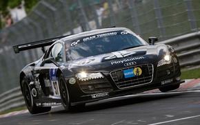 Audi, race, cars
