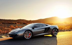 sky, wheels, nature, sportcar, supercar