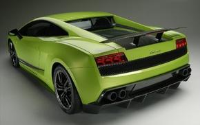 cars, green, auto