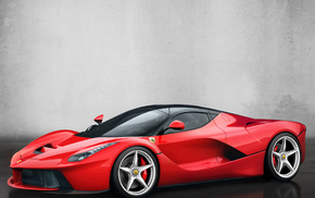 cars, sportcar, supercar, red, Ferrari