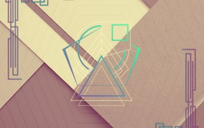 material style, Android L, minimalism