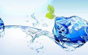 stunner, ice, water