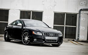 wheels, black, cars, Audi, auto