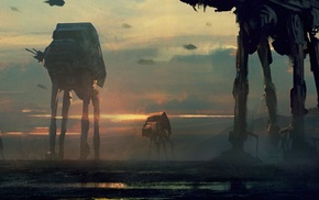 artwork, army, Star Wars, fantasy art
