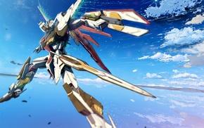 Gundam, TSX, 08A, Gundam SEED A, STAR