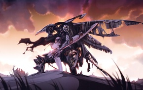 artwork, concept art, mech, robot, fantasy art
