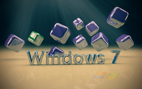 photoshop, Windows 7