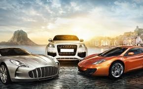 fantasy, video games, Audi, game