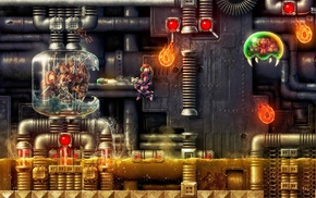 Metroid, Samus Aran, Super Metroid