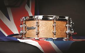 музыка, британскйи флаг, английский флаг, британия, барабаны, Premier