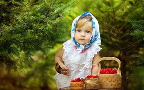 children, positive, girlie, child, nature