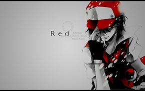 Pokemon, red