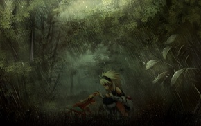 фан-арт, Monster Hunter