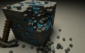 3D, Minecraft