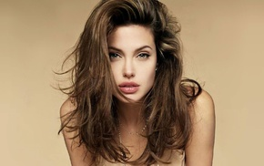 juicy lips, girl, Angelina Jolie, actress