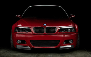 BMW, cars, m3, red, supercar