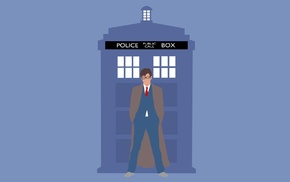 Doctor Who, Tenth Doctor, TARDIS, The Doctor