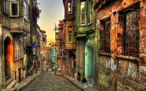 Turkey, Istanbul, colorful