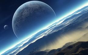 Земля, вселенная