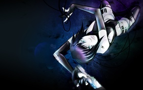 Ghost in the Shell, anime, anime girls