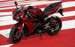 red, motorcycles, motorcycle, speed, sports