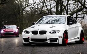 tuning, sportcar, m3, BMW, supercar