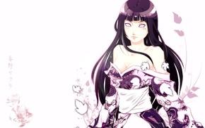 manga, anime girls, anime, Naruto Shippuuden, Hyuuga Hinata