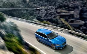 blue, cars, wheels, speed, headlights