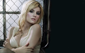 girl, blonde, actress, Elisha Cuthbert