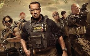 Саботаж, фильмы, фильмы 2014 года, Sabotage, персонажи, герои