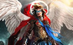 фантастическое исскуство, ангел