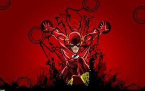 красный, комиксы DC